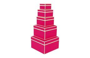 GIFT HARD BOXES PINK
